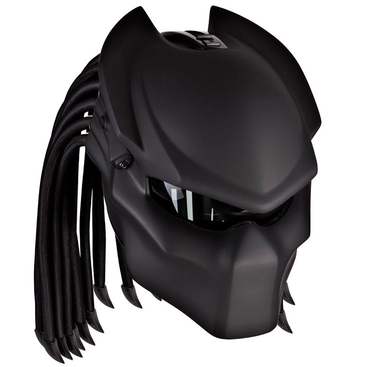 helmets in stock predator wolf base rezze. Black Bedroom Furniture Sets. Home Design Ideas