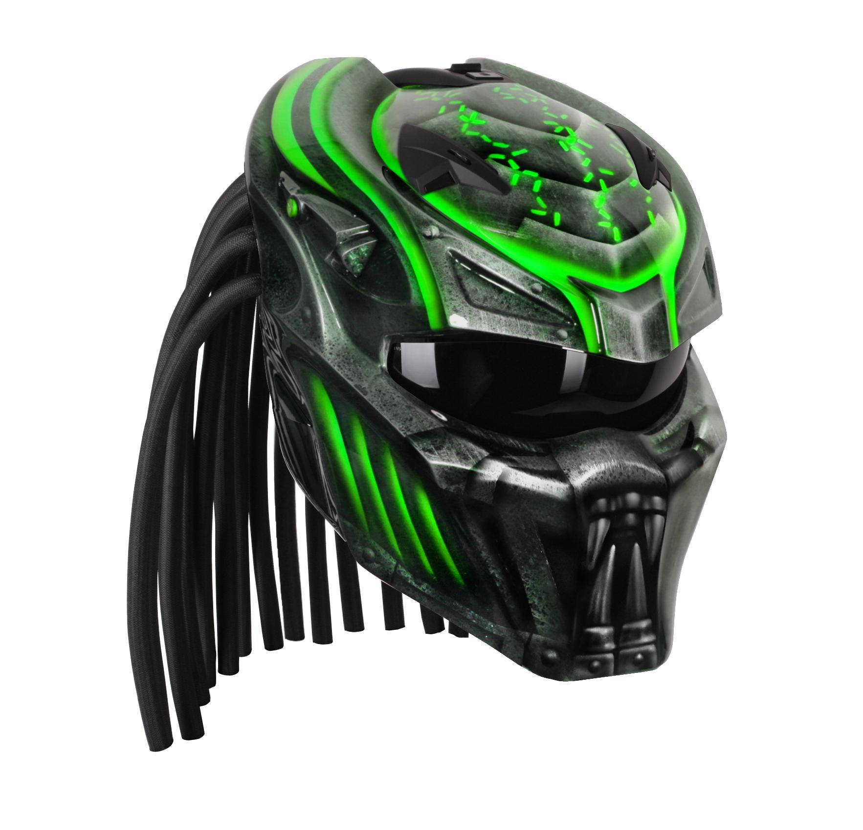 Street helmets :: Predator Berserker - REZZEЯ